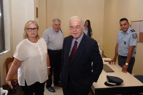 Δήμαρχος Ηρακλείου - Αστυνομικό Γραφείο