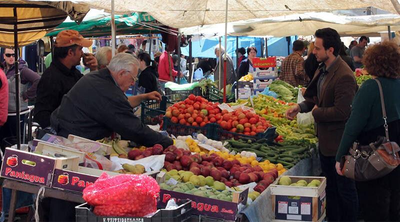 Ενημερωτική σύσκεψη για τα μέτρα για τον κορονοϊό στις λαϊκές αγορές της Π.Ε. Ηρακλείου