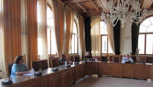 Συντονιστικό Πολιτικής Προστασίας - Συνεδρίαση
