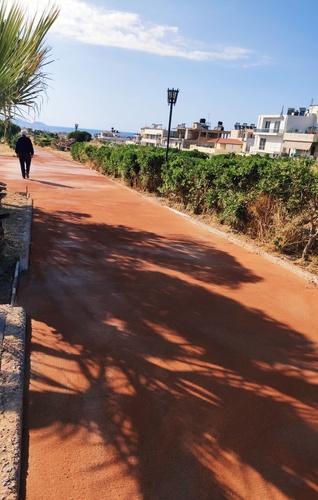 Δήμαρχος Ηρακλείου Βασίλης Λαμπρινός - Ενετικά Τείχη