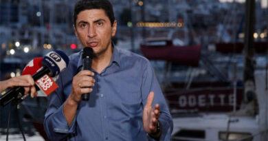 Αυγενάκης: «Όχι μόνο έχω δεχθεί ισχυρές πιέσεις, αλλά έχουν φτάσει στα όρια εκβιασμού»