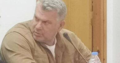 Έκκληση Φασομυτάκη για αναβολή των κοινωνικών εκδηλώσεων στο δήμο Φαιστού
