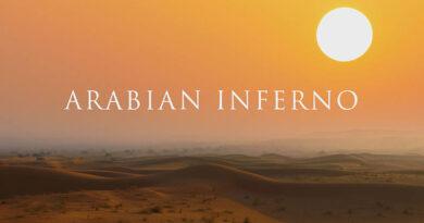 Στις ερήμους της Αραβίας