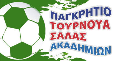 Rethymno Futsal Tournament 2020