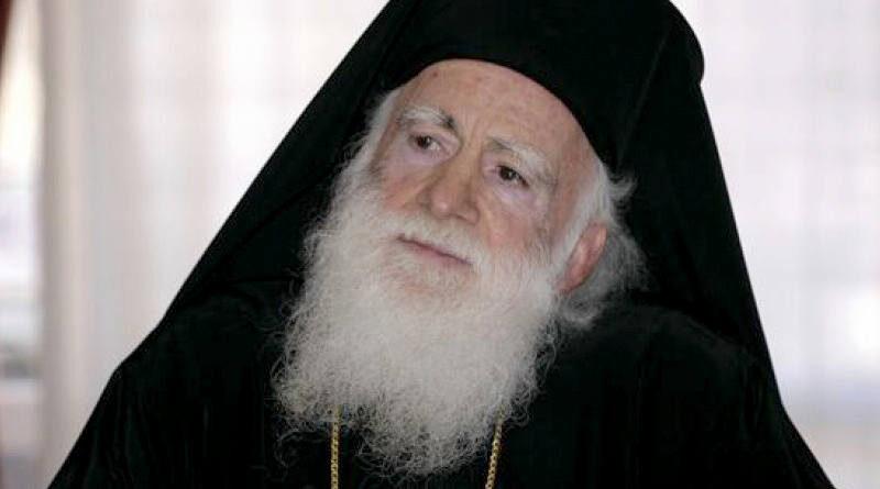 Αρχιεπίσκοπος Κρήτης κ. Ειρηναίος