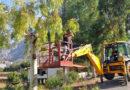 Εργασίες Καλλωπισμού στον Δήμου Φαιστού
