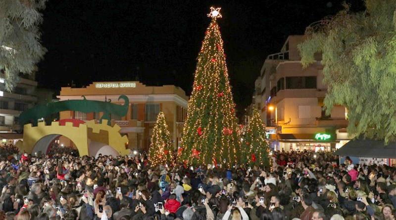Ηράκλειο: Συνάντηση για τον Χριστουγεννιάτικο Στολισμό
