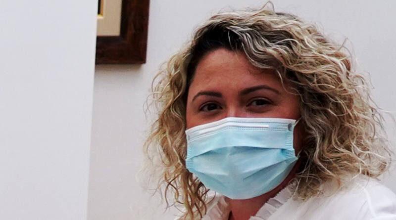 """Στο Κέντρο """"Δικαίωμα στη ζωή"""" η Διοικήτρια της ΥΠΕ Κρήτης"""