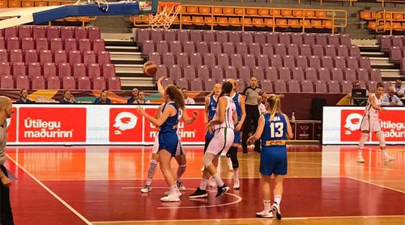 Με επιτυχία πραγματοποιήθηκαν τα προκριματικά του Ευρωμπάσκετ Γυναικών