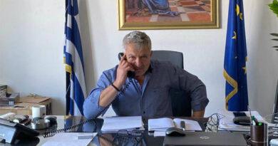 Η Δήλωση Δημάρχου Φαιστού την Παραίτηση του Γρηγόρη Ανδριγιαννάκη