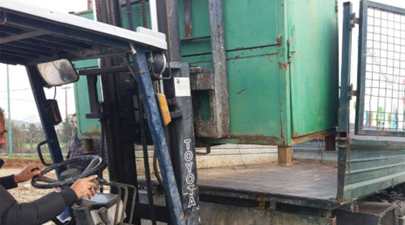 Διευρύνει το πλαίσιο ανακύκλωσης και αποκομιδής με ραντεβού ο Δήμος Φαιστού