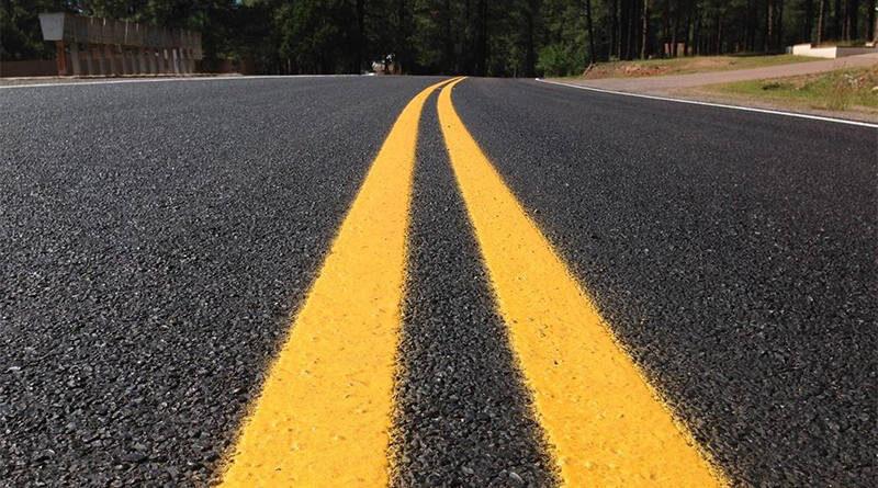 Ανακατασκευή Δρόμου στον Αναδασμό